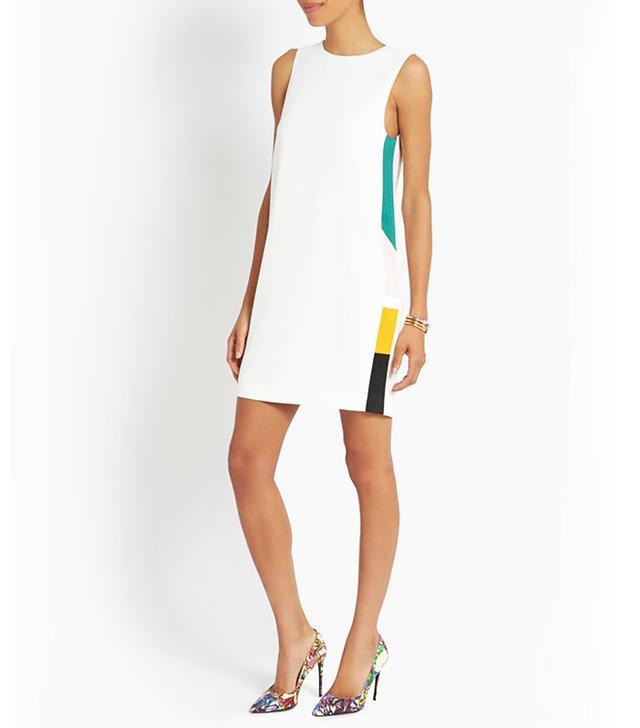 MSGM Side Stripe Dress