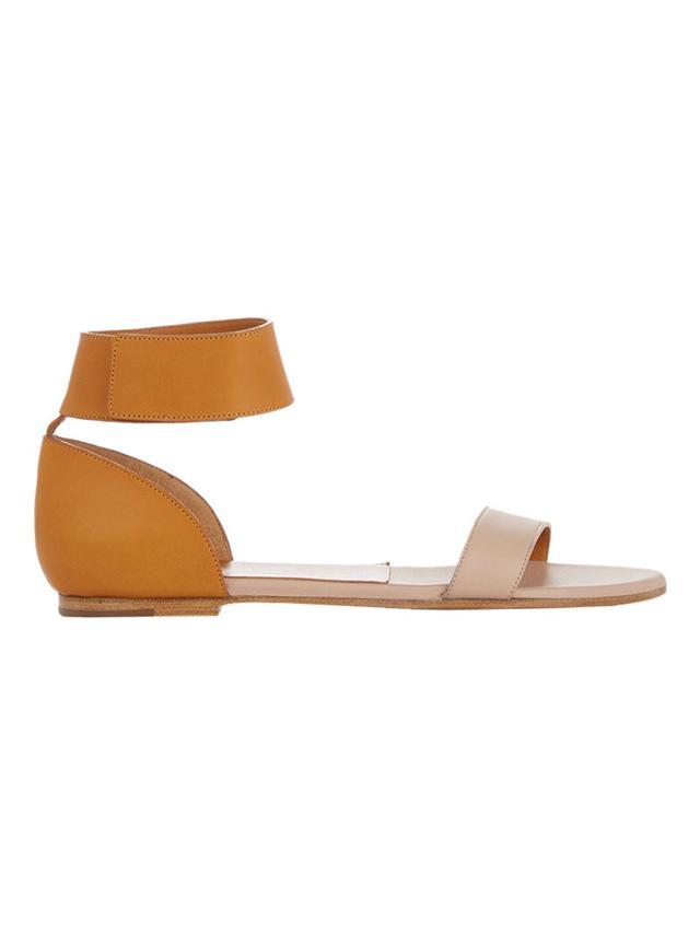 Chloé Gala Ankle-Strap Sandals