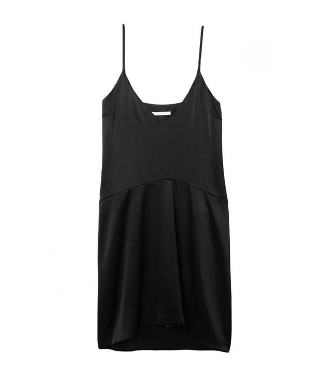 10 Crosby Derek Lam Black Slip Dress