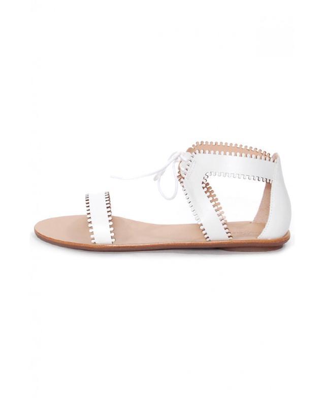 Loeffler Randall Sofia Ankle-Tie Sandal