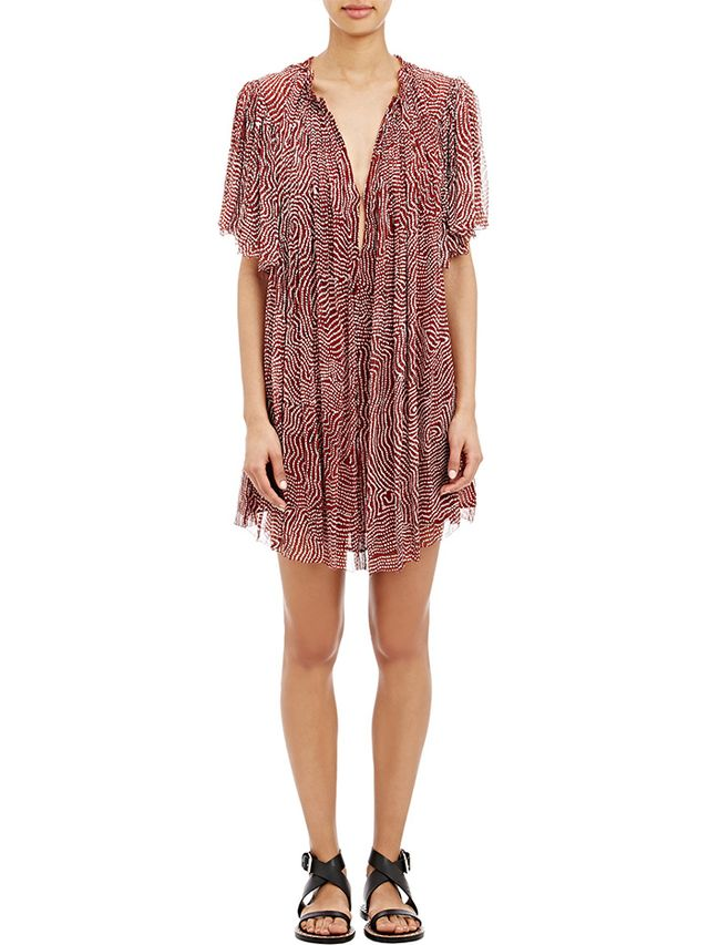 Isabel Marant Georgette Milly Dress