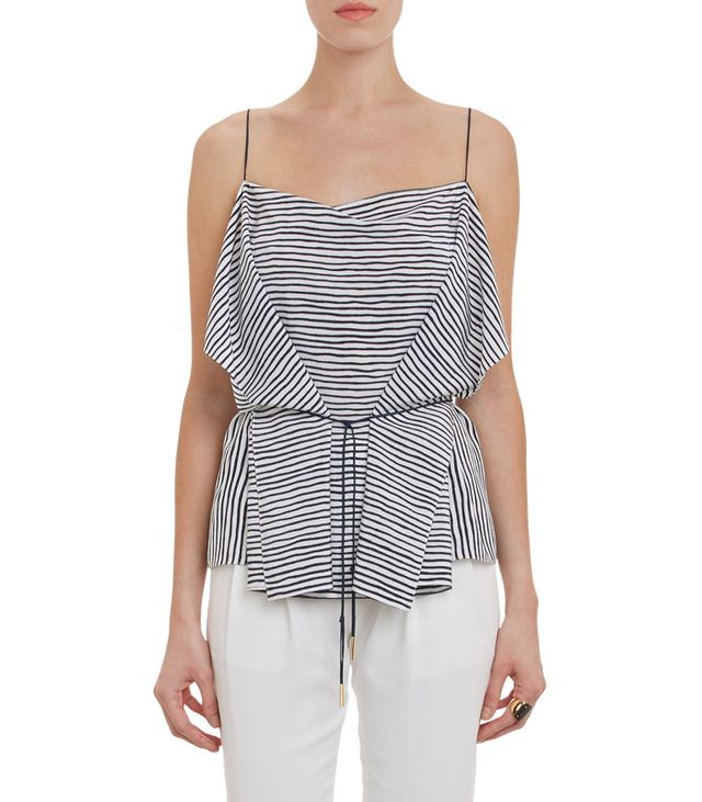 Maiyet Stripe Cami Top