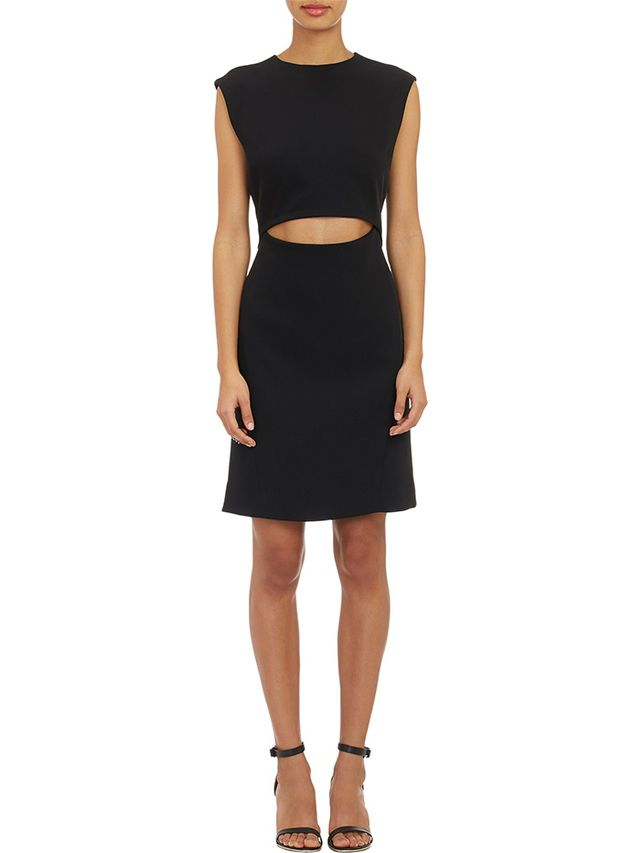 Public School Cutout Sheath Dress