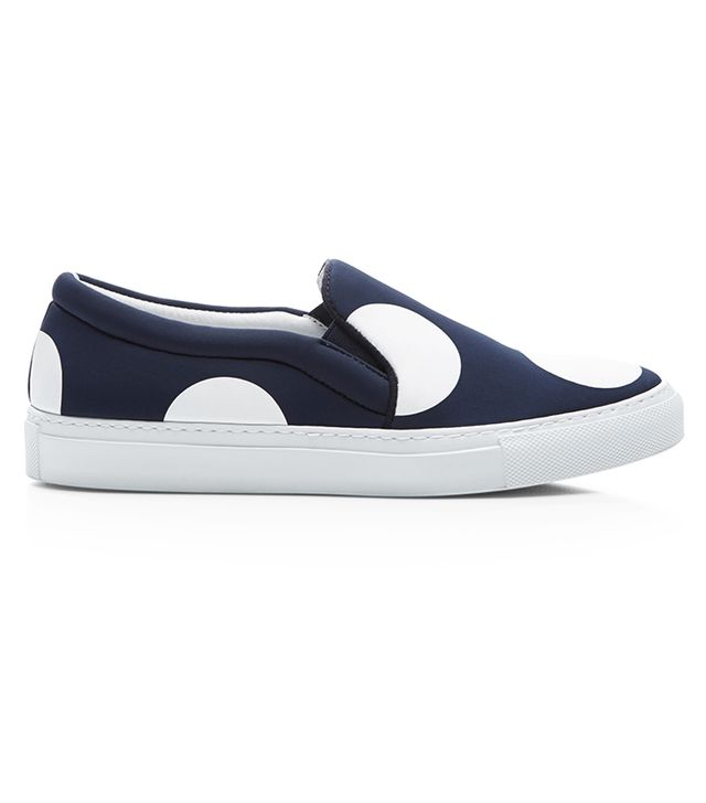 Joshua Sanders Printed Slip-On Sneakers