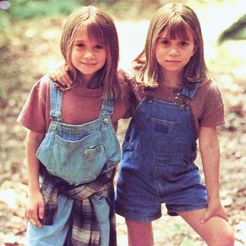 The Most Popular Olsen Twin Photos on Pinterest