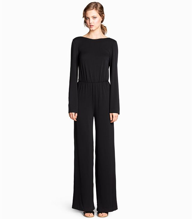 H&M Wide-Cut Jumpsuit