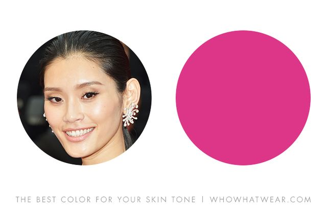 olive skin tones are flattered by vibrant pinks and fuchsiashades that will reflect - Colors For Olive Skin