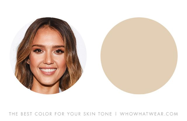 Natural Skin Tones With Warm Concentrated Color In Them Can Handle Clic Neutral Shades