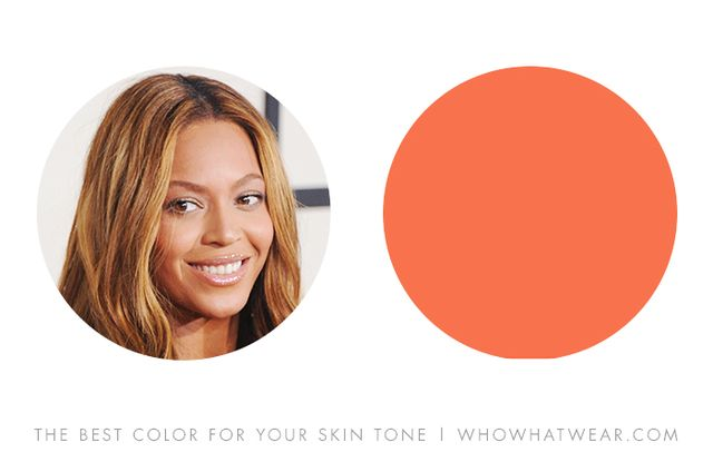 """Honeyed skin tones are enriched by apricot, tiger lily oranges, creamy whites, and terra-cotta."" — Leatrice Eiseman, author of More Alive With Color