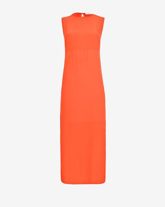 A.L.C. Lowry Side Slit Maxi Dress