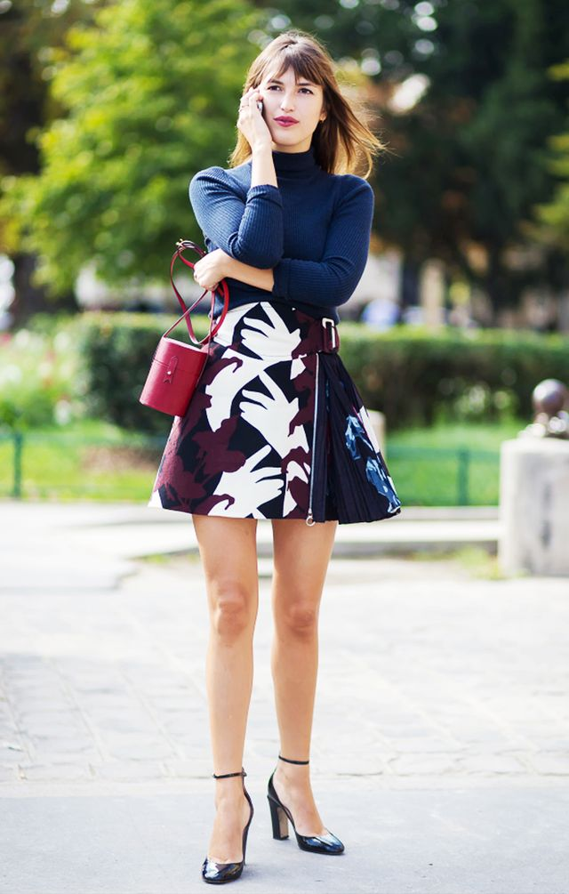 4. The Statement Skirt