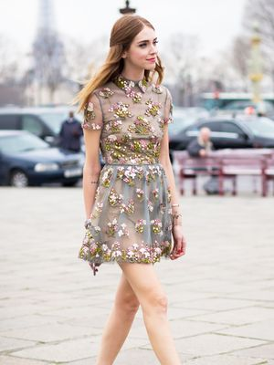 It's Official: Time to Pull Out the Minidress