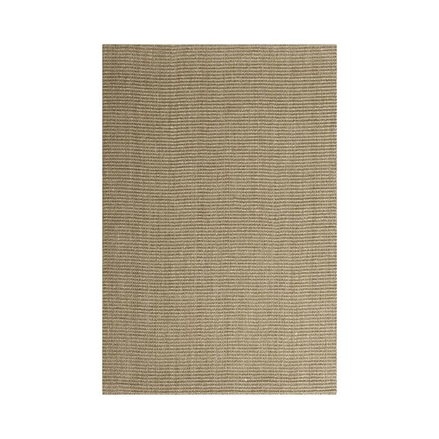 Crate and Barrel Sisal Almond Rug