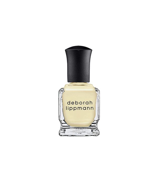 Debora Lippmann Nail Lacquer Crème Nail Polish in Build Me Up Buttercup