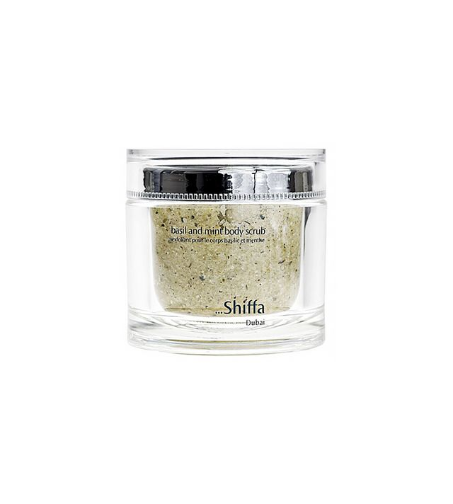 Shiffa Basil Mint and Body Scrub