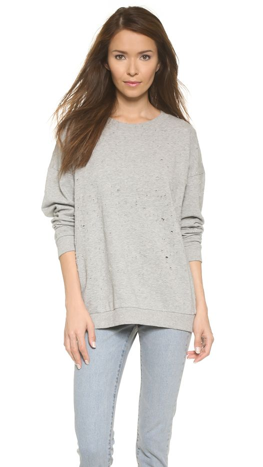 Cheap Monday Fray Sweater