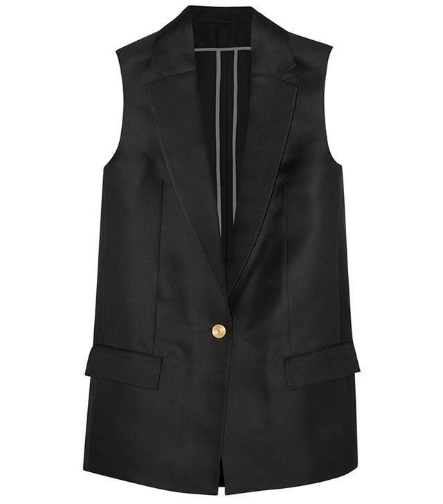 Acne Studios Roana Silk-Blend Vest
