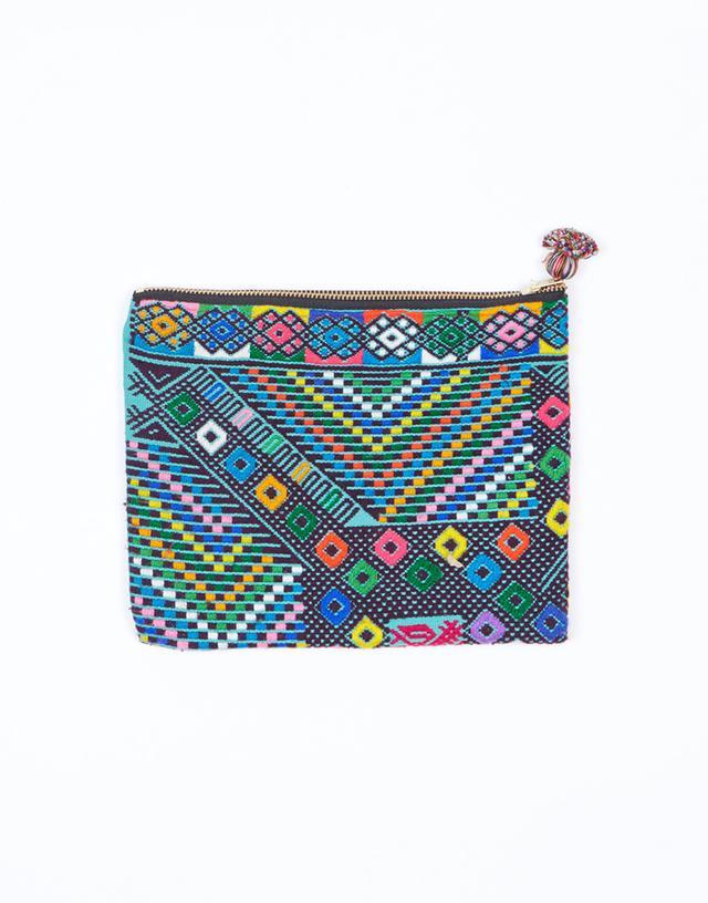 The Little Market Woven Bikini Eva Bag