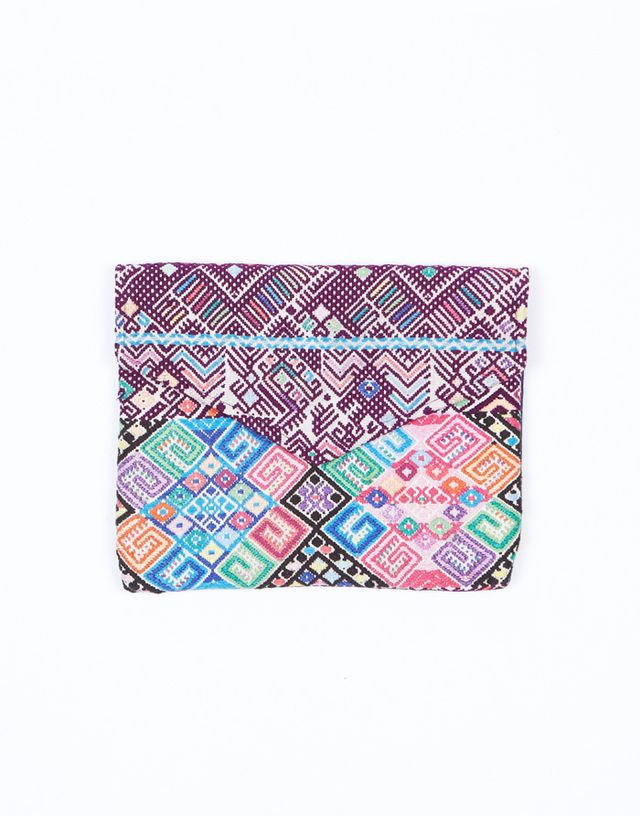 The Little Market Small Envelope Alicia Clutch