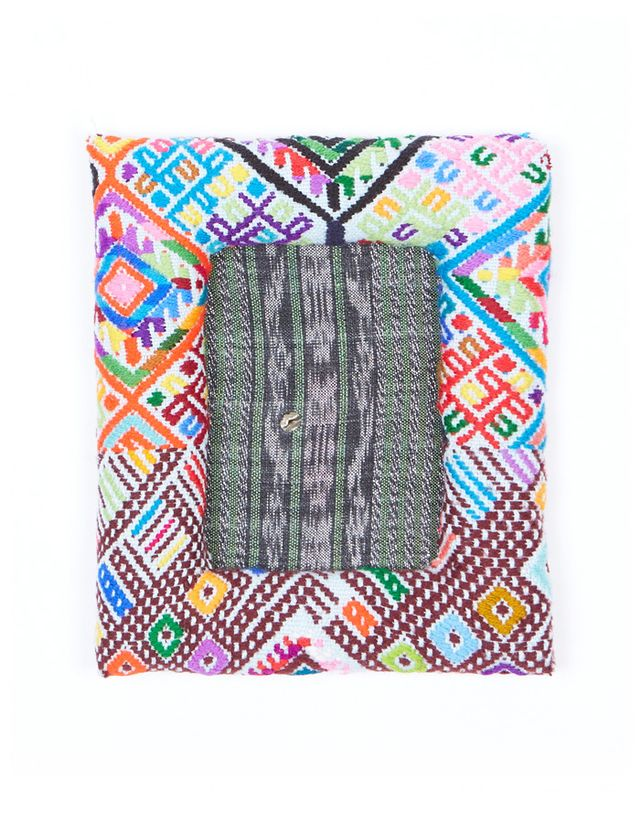 The Little Market Woven Picture Frame