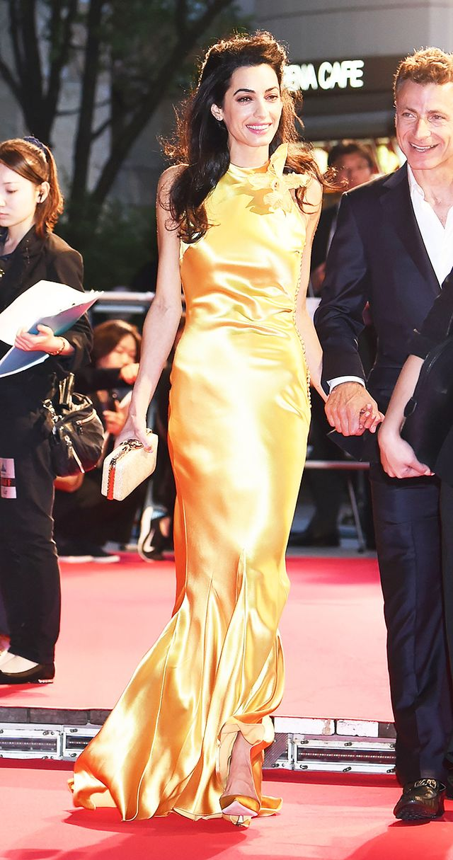 The Real Reason Amal Clooney Always Looks Flawless