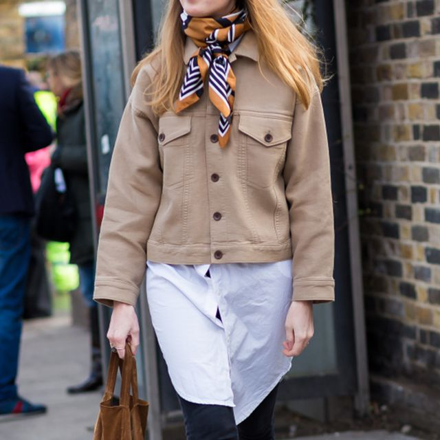 A Great Outfit Combination for When You Need Layers