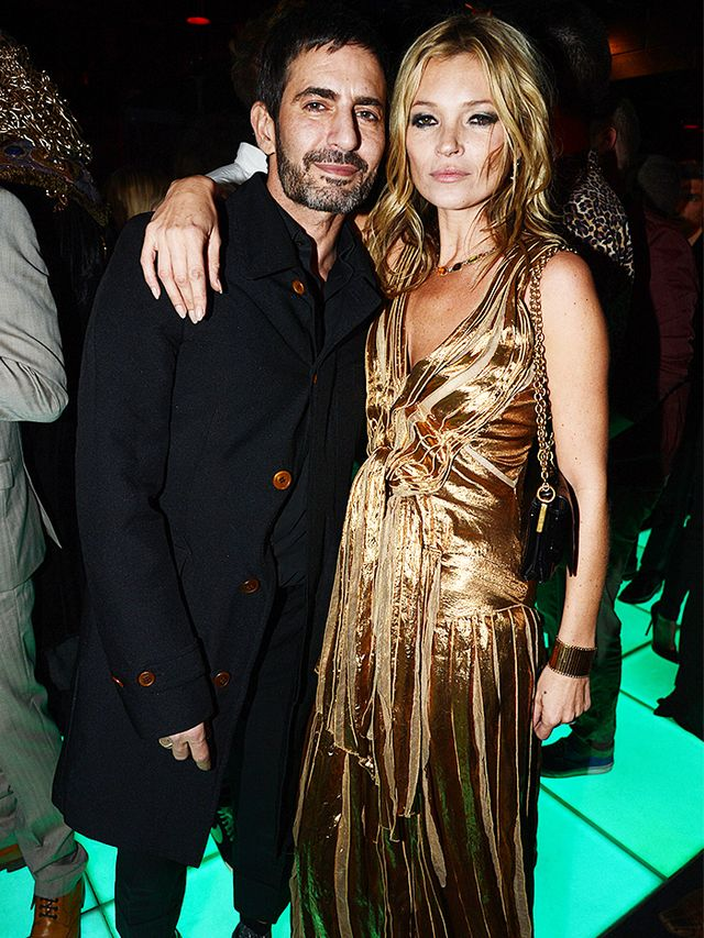 Marc Jacobs and Kate Moss Have a Message for Basic Girls