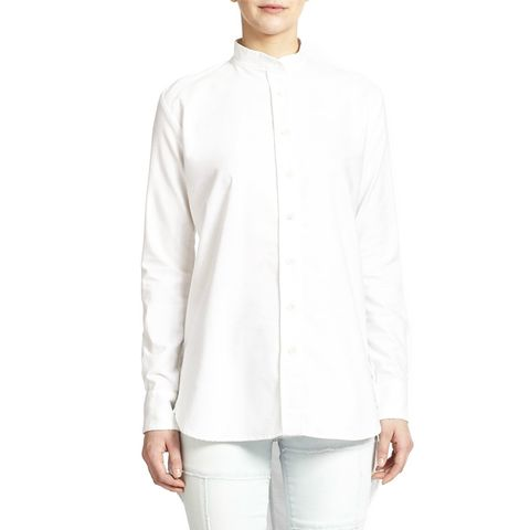 Le Tunic Cotton Blouse