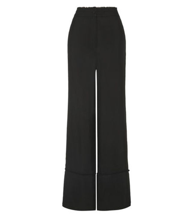 Whistles Polonio Wide Leg Trousers