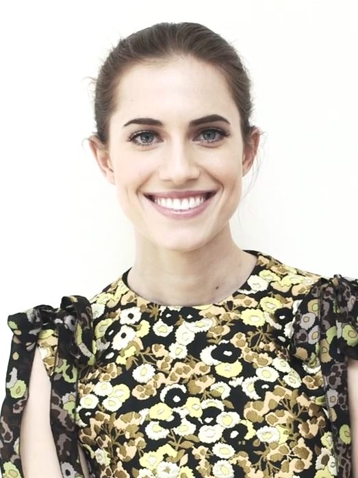 Allison Williams Shares Her Best Piece of Style Advice