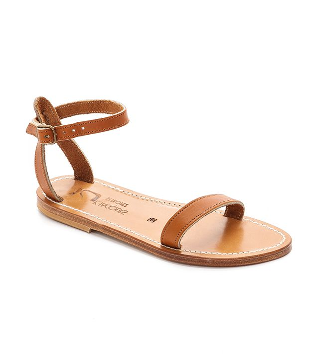 K. Jacques Laura Ankle Sandals