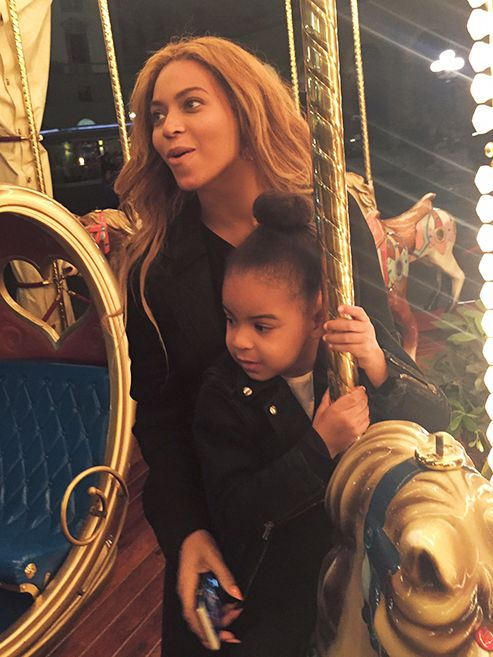 Proof: Beyoncé Knows How to Vacation Better Than Any of Us