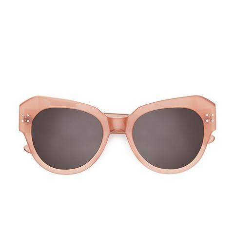 Steven Translucent Rose Sunglasses
