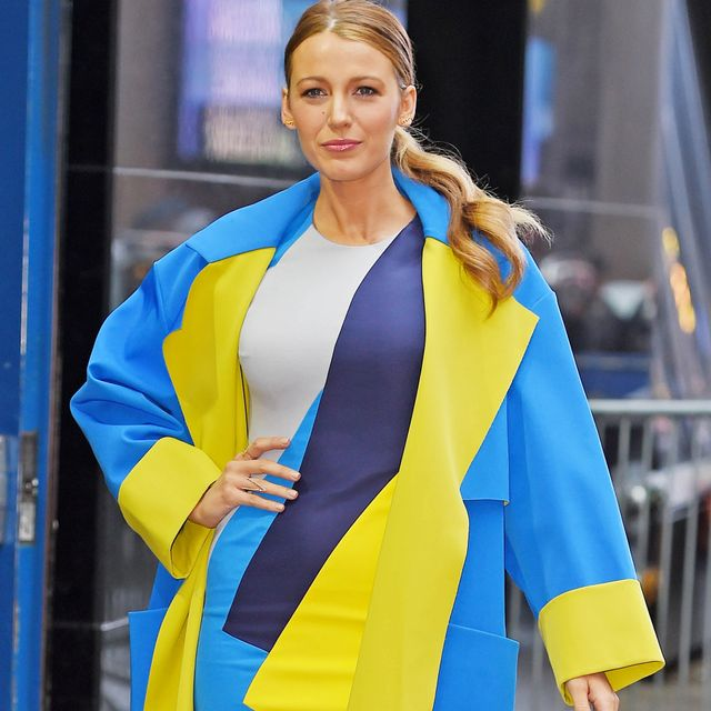 Blake Lively Unveiled Her Second Designer Collaboration in One Week