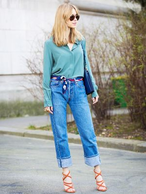 6 Easy Ways to Look Polished in Your Jeans