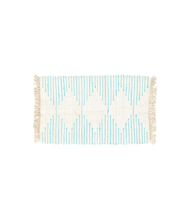 Plum & Bow Connected Stripe Rag Rug