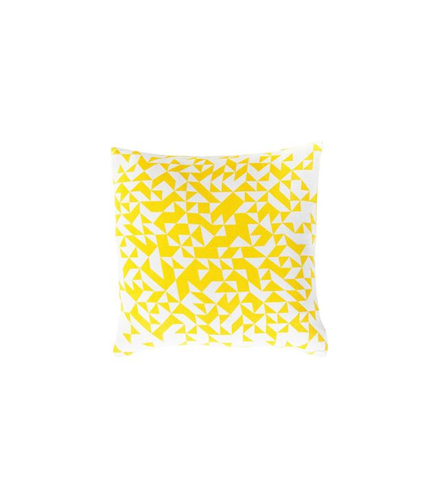 Lulu & Georgia Triangle Splash Pillow