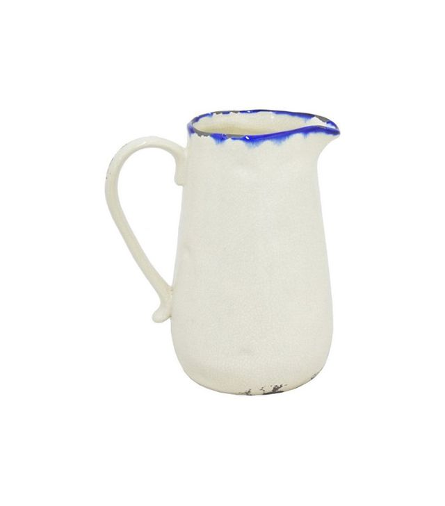 One Kings Lane Small Rustic Milk Pitcher
