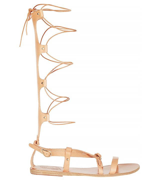 Ancient Greek Sandals Sofia Lace-Up Sandals