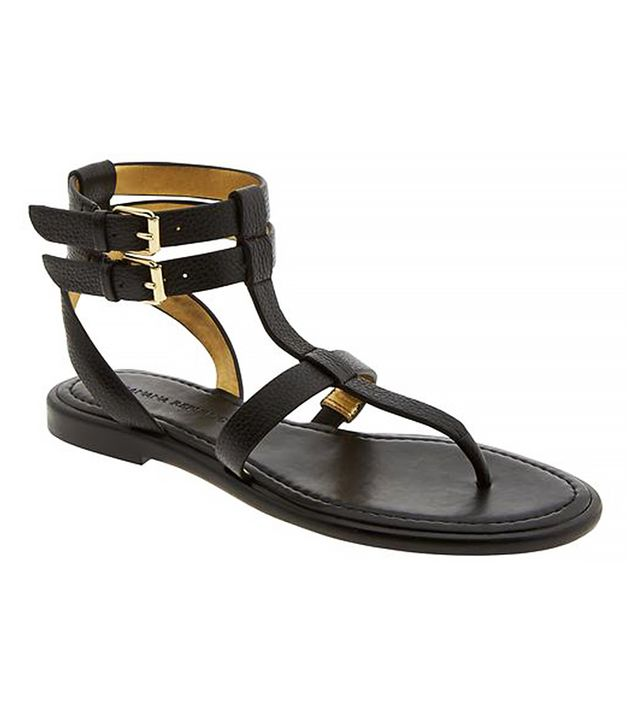 Banana Republic Corie T-Strap Sandals