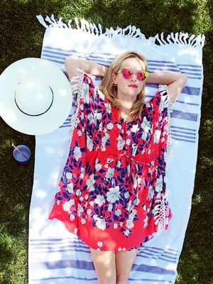 Reese Witherspoon's Essentials for a Lazy Saturday
