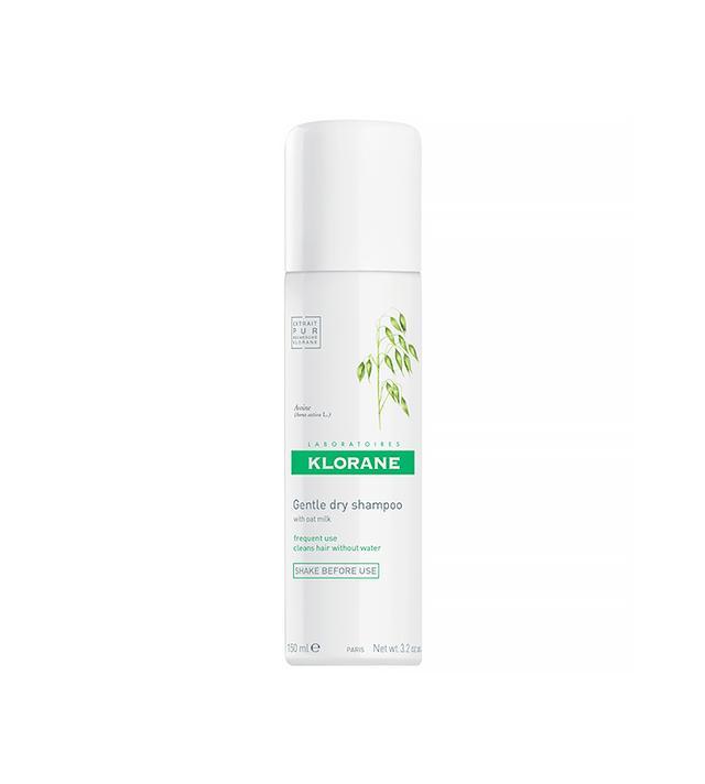 Klorane Dry Shampoo with Oat Milk, Gentle Formula 1