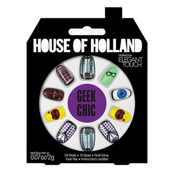 Elegant Touch Geek Chic by House of Holland