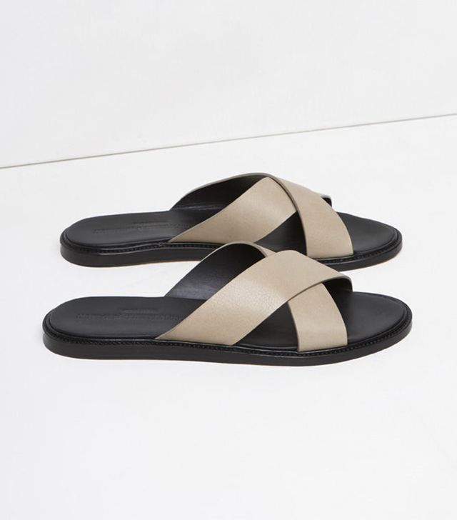 Common Projects Criss-Cross Sandals
