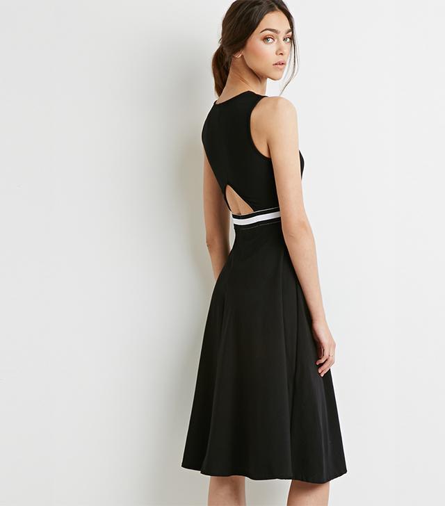 Forever 21 Varsity A-Line Dress