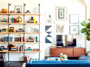 Home Tour: An Architect's Modern Bachelorette Pad