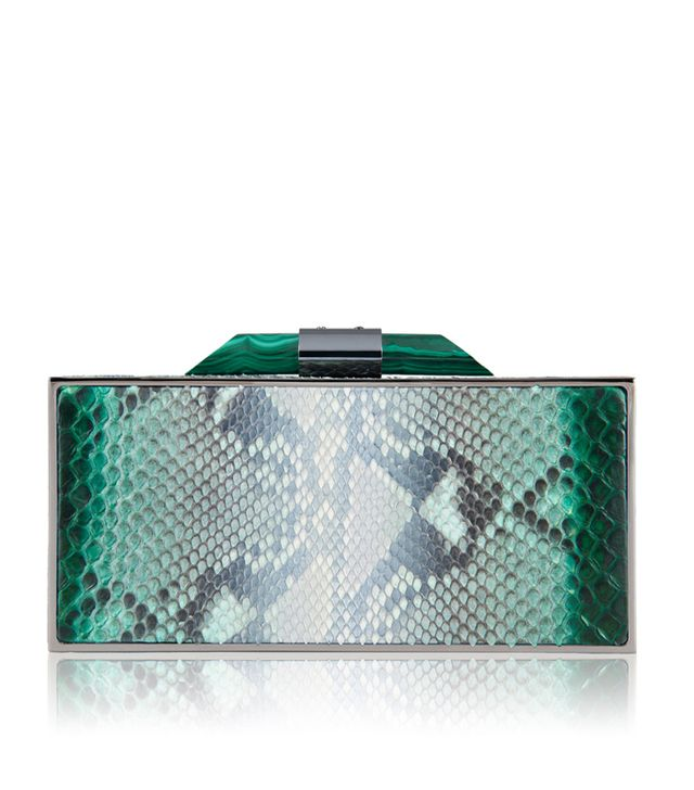 Amanda Wakeley The Beatty Box Clutch
