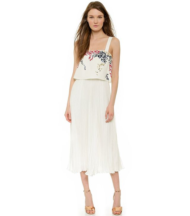 Elle Sasson Luana Embellished Dress