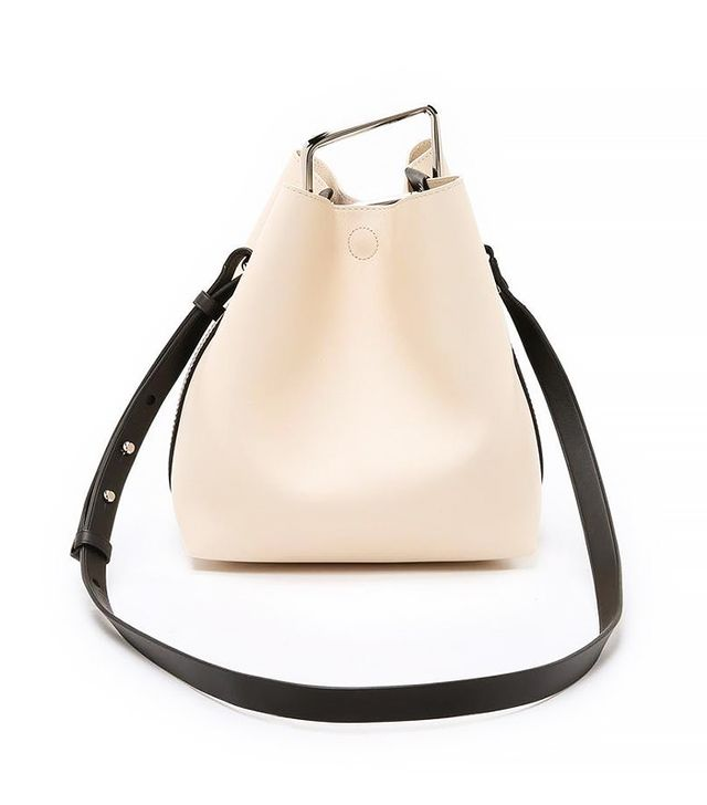 3.1 Phillip Lim Quill Mini Bucket Bag