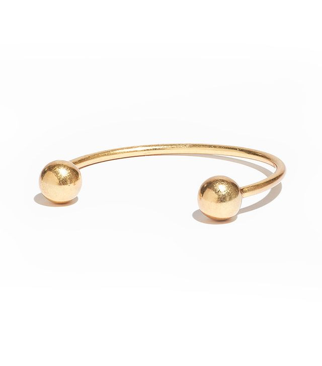 Madewell Cosmic Connection Cuff Bracelet